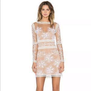 For love and lemons Desert Nights Mini Dress Sz S